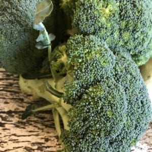 Broccoli (approx 400g)