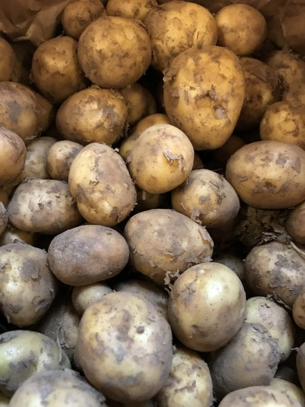 Lincolnshire New Potatoes (1kg)