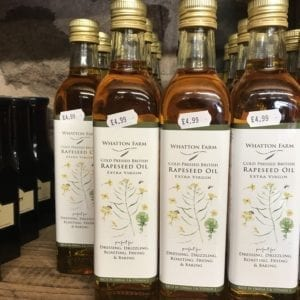 Whatton Farm Rapeseed Oil