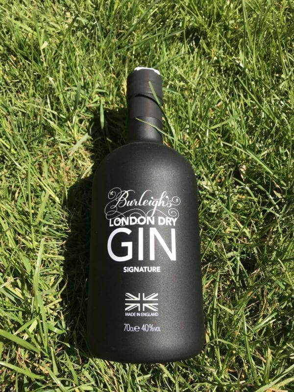 Burleigh's Signature London Dry Gin 40%