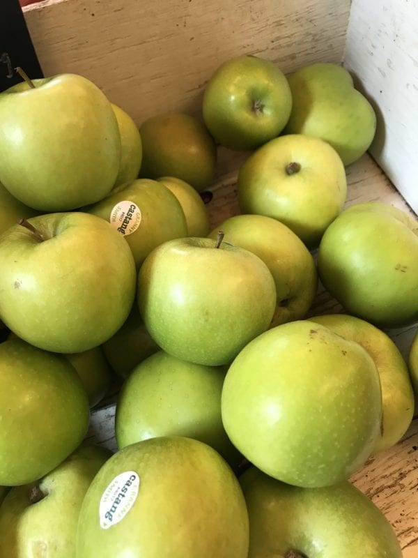 Apples Granny Smith (540g)