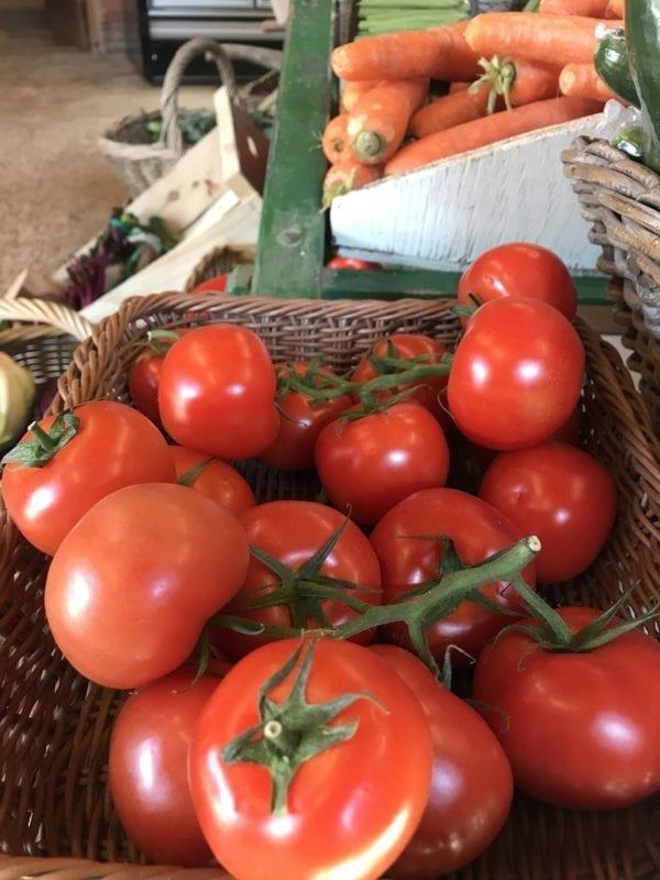 Vine Tomatoes (500g)